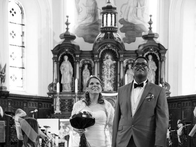 Le mariage de Nicolas et Élodie à Kruth, Haut Rhin 1