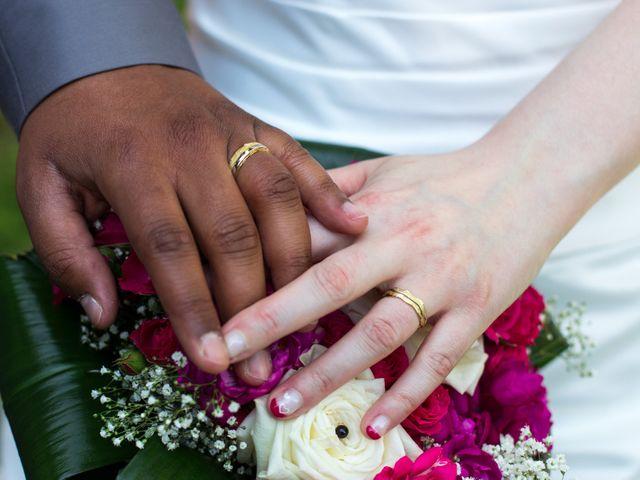Le mariage de Nicolas et Élodie à Kruth, Haut Rhin 22