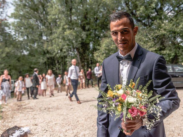 Le mariage de Adam et Coline à Champagnole, Jura 1