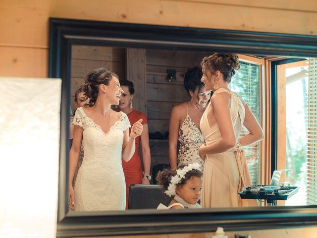Le mariage de Adam et Coline à Champagnole, Jura 2