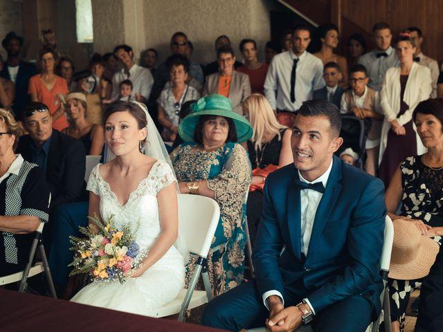 Le mariage de Adam et Coline à Champagnole, Jura 5