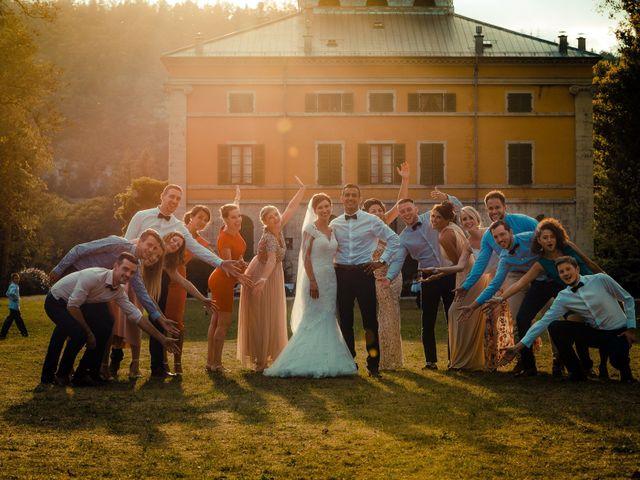 Le mariage de Adam et Coline à Champagnole, Jura 13