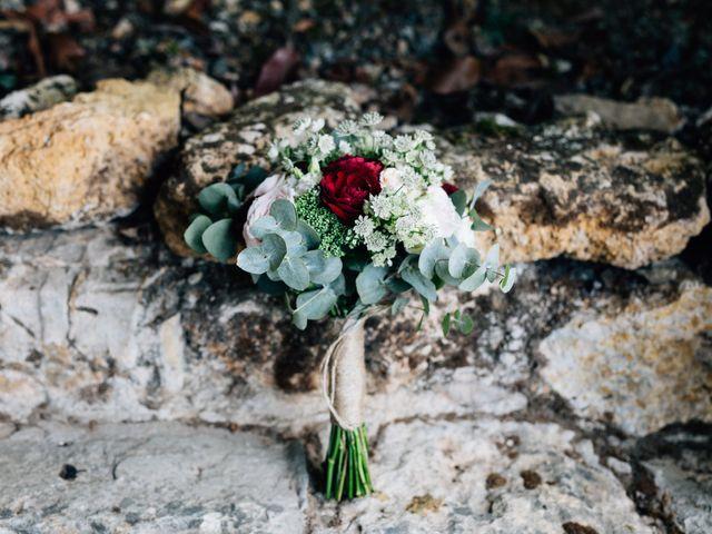 Le mariage de Corentin et Mathilde à Ambeyrac, Aveyron 9