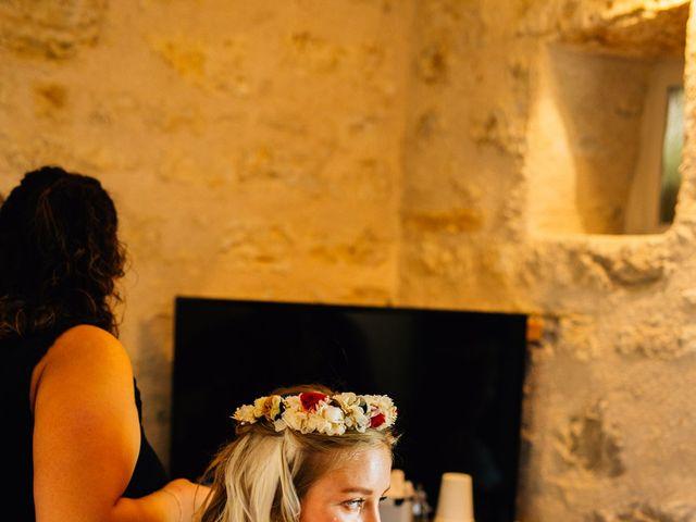 Le mariage de Corentin et Mathilde à Ambeyrac, Aveyron 15