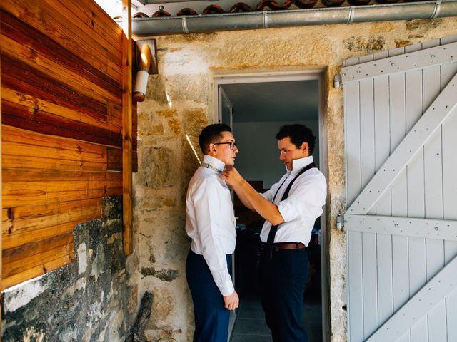 Le mariage de Corentin et Mathilde à Ambeyrac, Aveyron 20