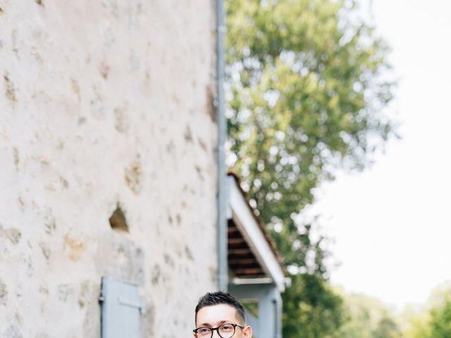 Le mariage de Corentin et Mathilde à Ambeyrac, Aveyron 22