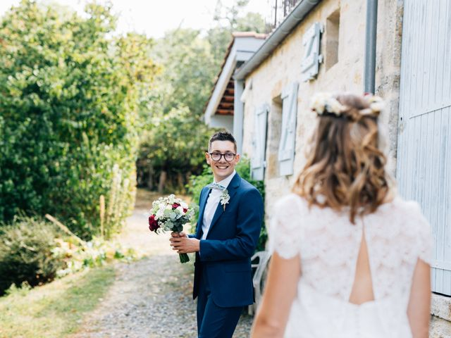 Le mariage de Corentin et Mathilde à Ambeyrac, Aveyron 23