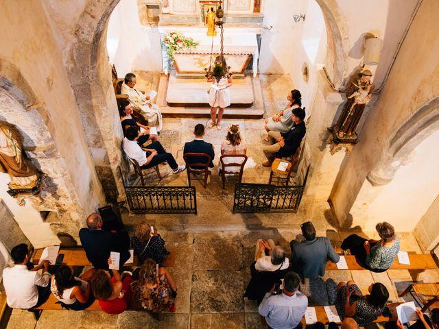 Le mariage de Corentin et Mathilde à Ambeyrac, Aveyron 26