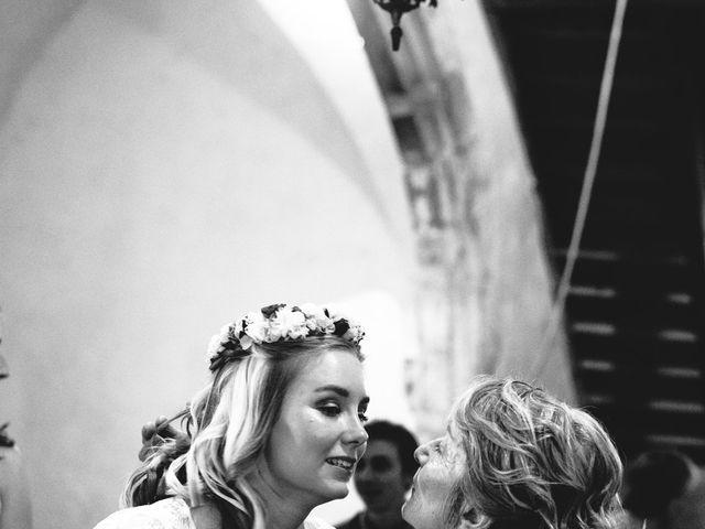 Le mariage de Corentin et Mathilde à Ambeyrac, Aveyron 29