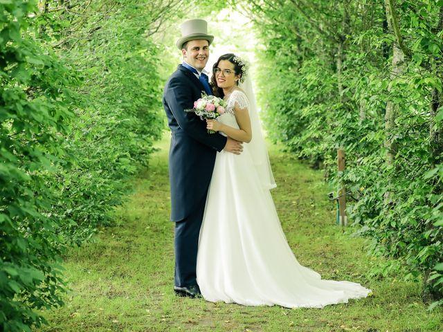 Le mariage de Sarah et Guillaume