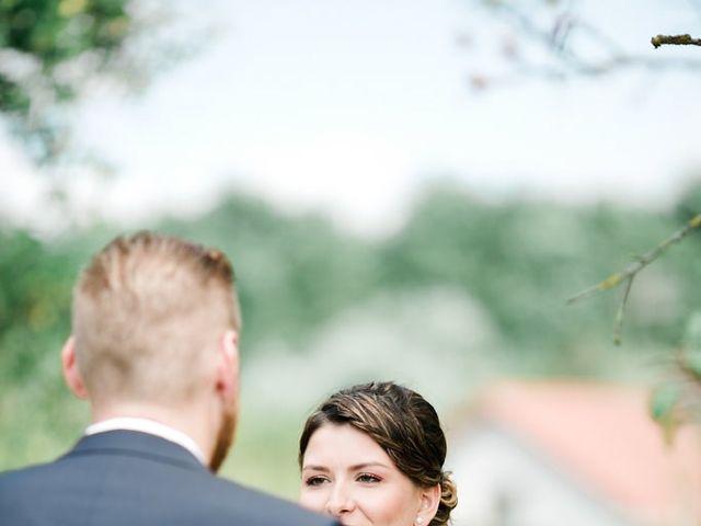Le mariage de Loïc et Angélique à Dienville, Aube 52