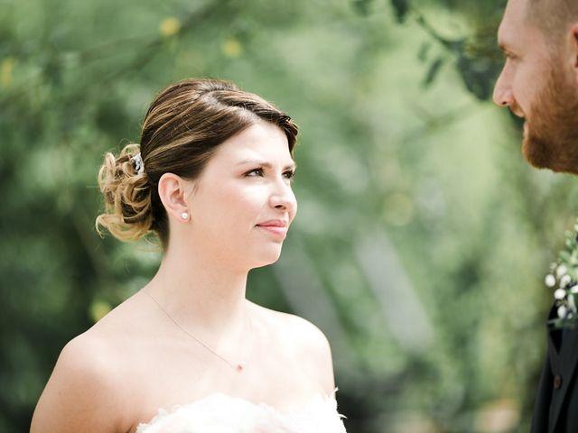 Le mariage de Loïc et Angélique à Dienville, Aube 54