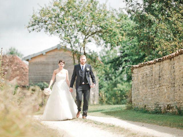 Le mariage de Loïc et Angélique à Dienville, Aube 58