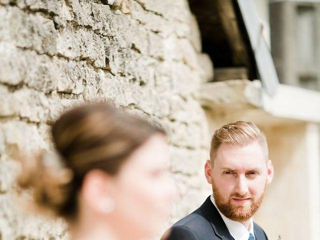Le mariage de Loïc et Angélique à Dienville, Aube 62