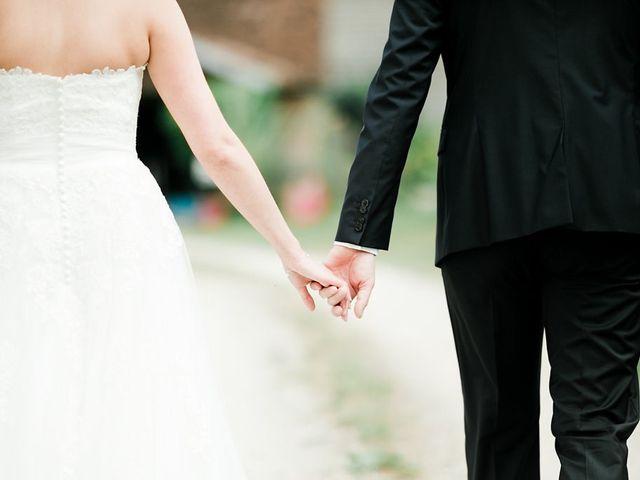 Le mariage de Loïc et Angélique à Dienville, Aube 75