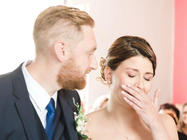 Le mariage de Loïc et Angélique à Dienville, Aube 92