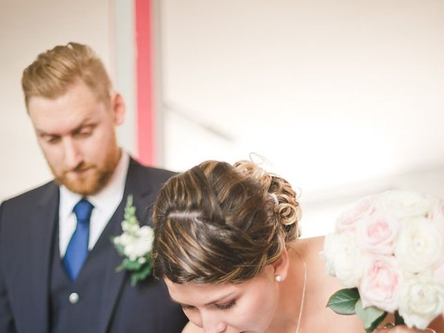 Le mariage de Loïc et Angélique à Dienville, Aube 93