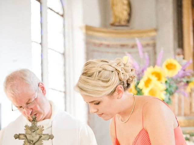 Le mariage de Loïc et Angélique à Dienville, Aube 109