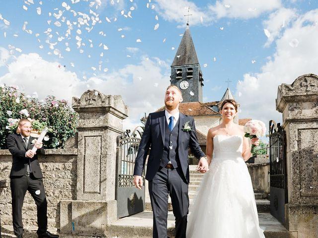 Le mariage de Loïc et Angélique à Dienville, Aube 112