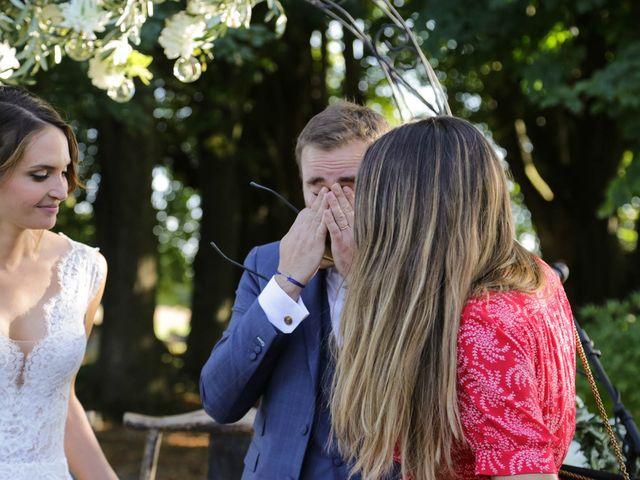 Le mariage de Pierre et Emilie à Les Molières, Essonne 31