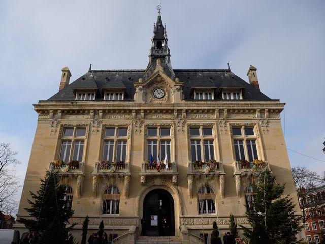 Le mariage de Dan et Prescilia à Vincennes, Val-de-Marne 2