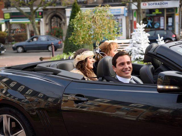 Le mariage de Dan et Prescilia à Vincennes, Val-de-Marne 3