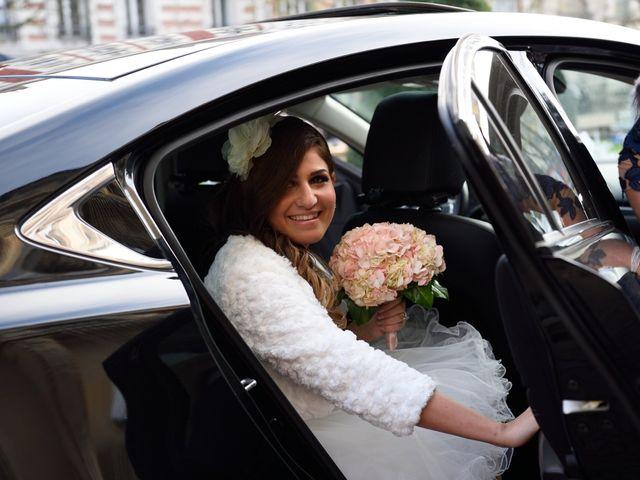 Le mariage de Dan et Prescilia à Vincennes, Val-de-Marne 8
