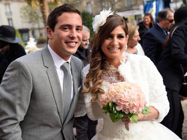 Le mariage de Dan et Prescilia à Vincennes, Val-de-Marne 10