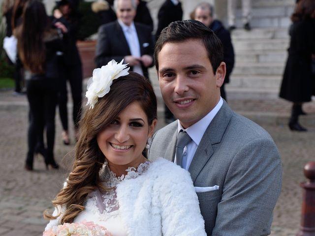 Le mariage de Dan et Prescilia à Vincennes, Val-de-Marne 11