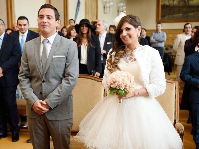 Le mariage de Dan et Prescilia à Vincennes, Val-de-Marne 18