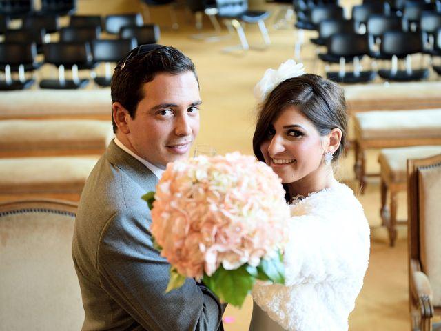 Le mariage de Dan et Prescilia à Vincennes, Val-de-Marne 29