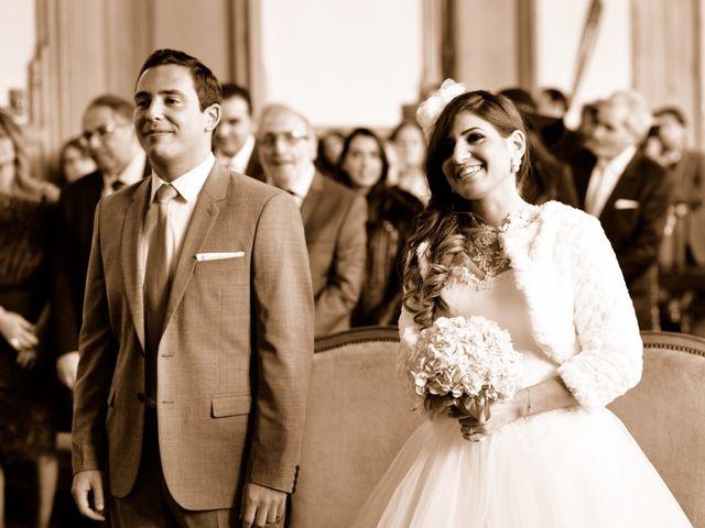 Le mariage de Dan et Prescilia à Vincennes, Val-de-Marne 34