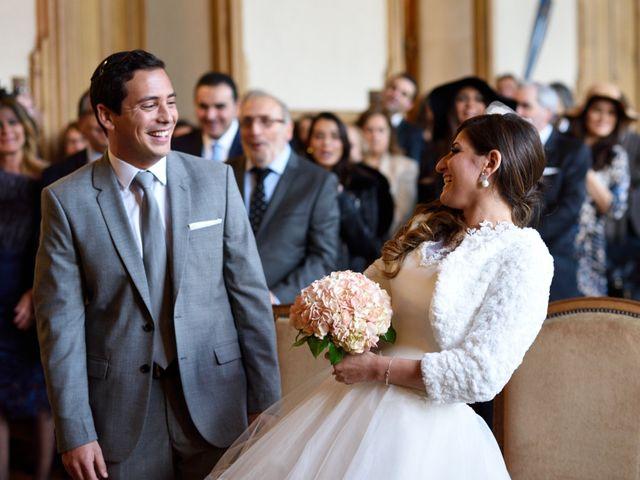 Le mariage de Dan et Prescilia à Vincennes, Val-de-Marne 35