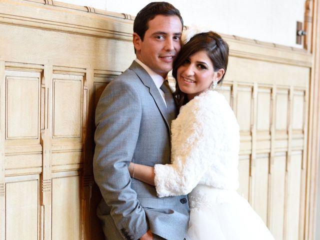 Le mariage de Dan et Prescilia à Vincennes, Val-de-Marne 36