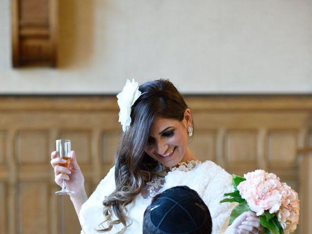 Le mariage de Dan et Prescilia à Vincennes, Val-de-Marne 37