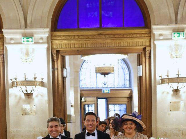 Le mariage de Dan et Prescilia à Vincennes, Val-de-Marne 48