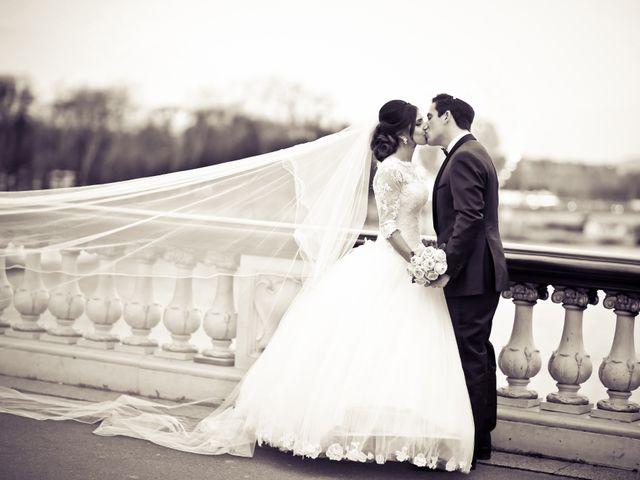 Le mariage de Dan et Prescilia à Vincennes, Val-de-Marne 61