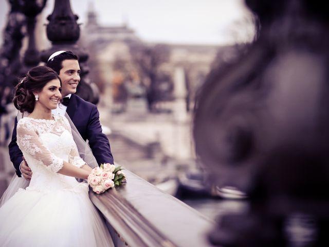 Le mariage de Dan et Prescilia à Vincennes, Val-de-Marne 63