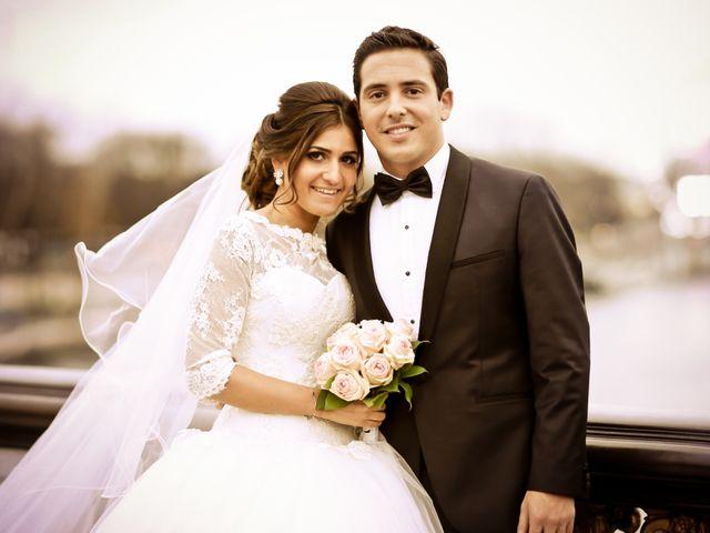 Le mariage de Dan et Prescilia à Vincennes, Val-de-Marne 66