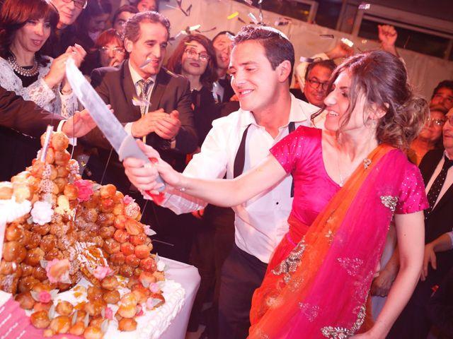 Le mariage de Dan et Prescilia à Vincennes, Val-de-Marne 81