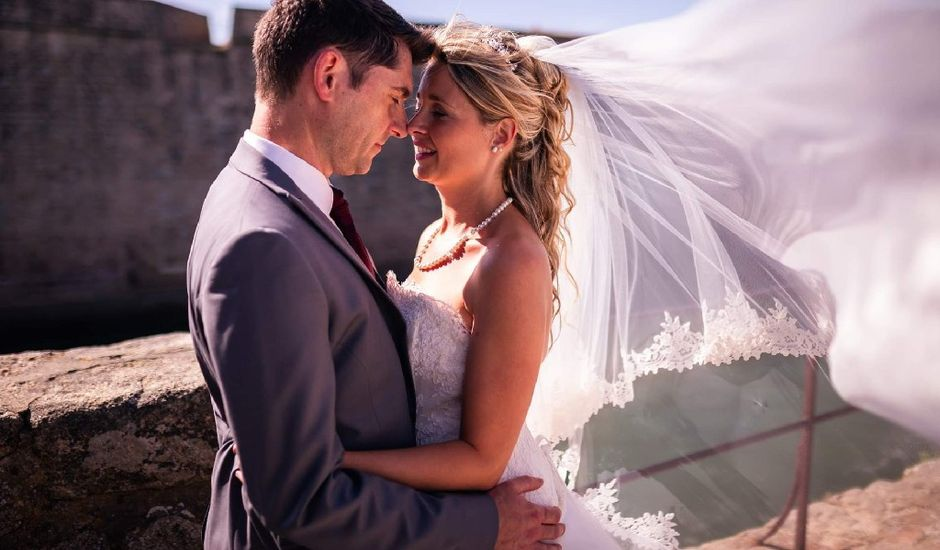 Le mariage de Mickaël et Vanessa  à Merlevenez, Morbihan