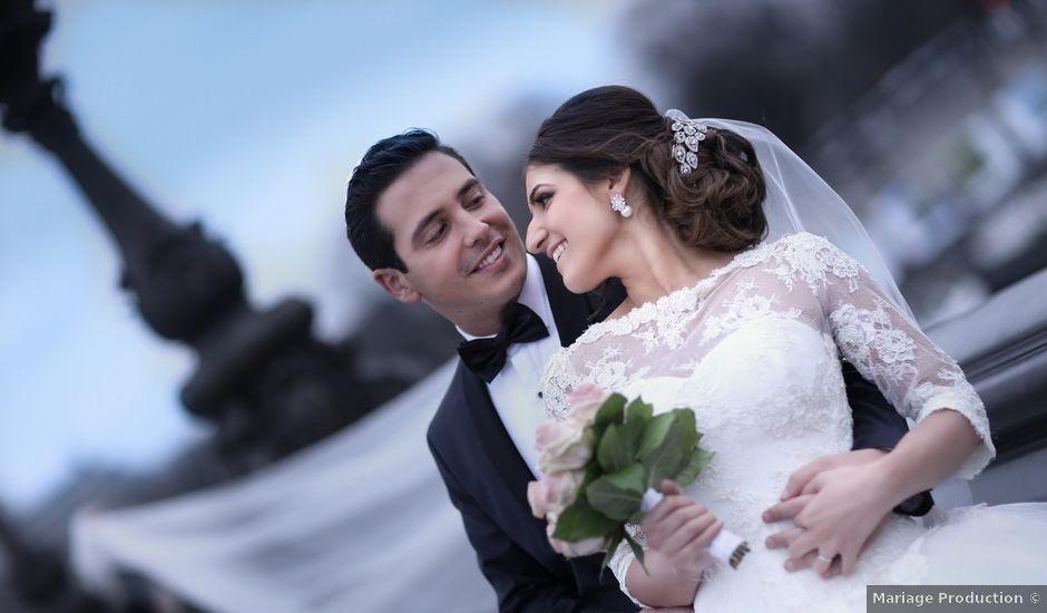 Le mariage de Dan et Prescilia à Vincennes, Val-de-Marne
