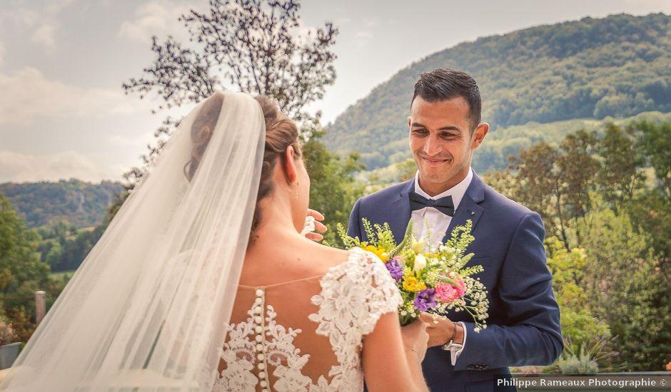 Le mariage de Adam et Coline à Champagnole, Jura