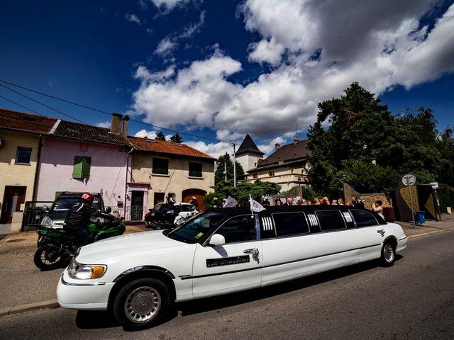 Le mariage de Tommy et Cécilia à Audun-le-Tiche, Moselle 9