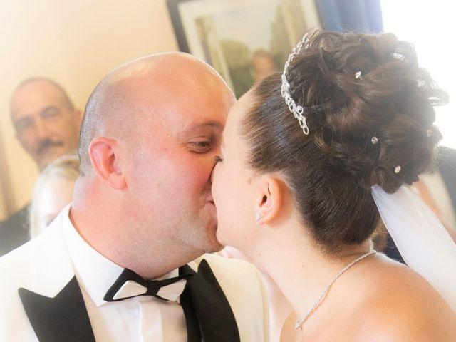 Le mariage de Tommy et Cécilia à Audun-le-Tiche, Moselle 11