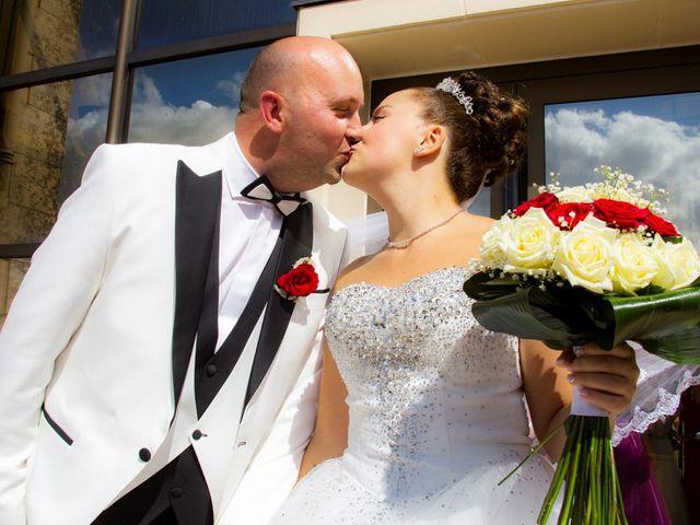 Le mariage de Tommy et Cécilia à Audun-le-Tiche, Moselle 12