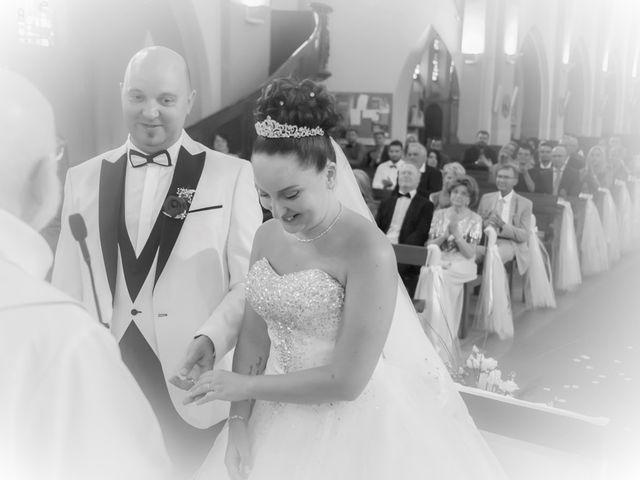 Le mariage de Tommy et Cécilia à Audun-le-Tiche, Moselle 14