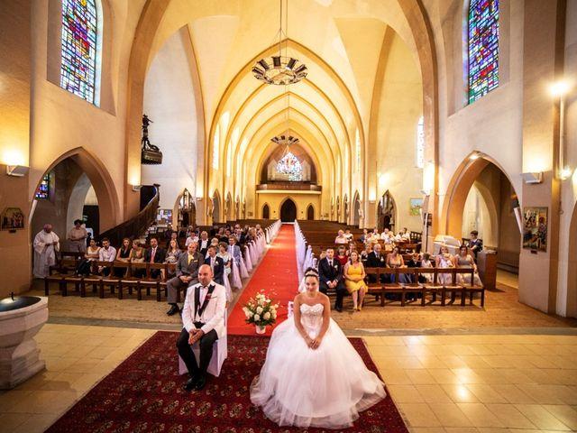 Le mariage de Tommy et Cécilia à Audun-le-Tiche, Moselle 15