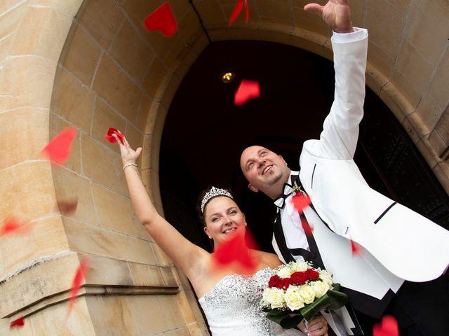Le mariage de Tommy et Cécilia à Audun-le-Tiche, Moselle 16