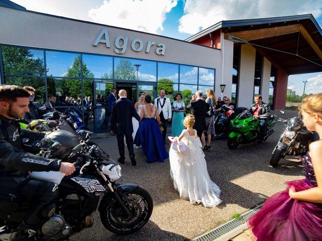 Le mariage de Tommy et Cécilia à Audun-le-Tiche, Moselle 19